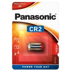 Panasonic CR2 Batteri