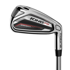 Cobra King F9 RH 5-pw Senior